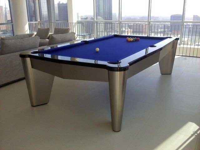 Orlando pool table repair and services
